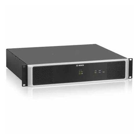 Bosch PVA-2P500 PAVIRO Matrix Amplifier 2 x 500W by Bosch