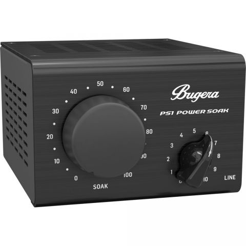 Bugera PS1 Passive 100-Watt Power Attenuator and DI Box by Bugera