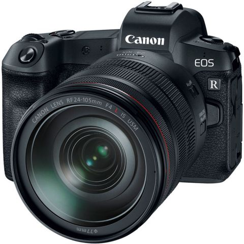 Canon EOS R Mirrorless Digital Camera by Canon