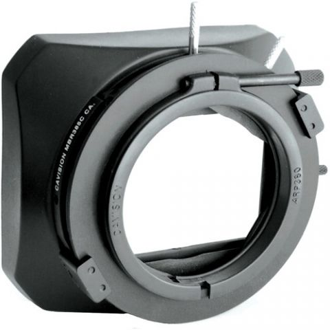 CAVISION MB385P 3X3 ROTATING MATTE BOX WITH MOUNT by Cavision