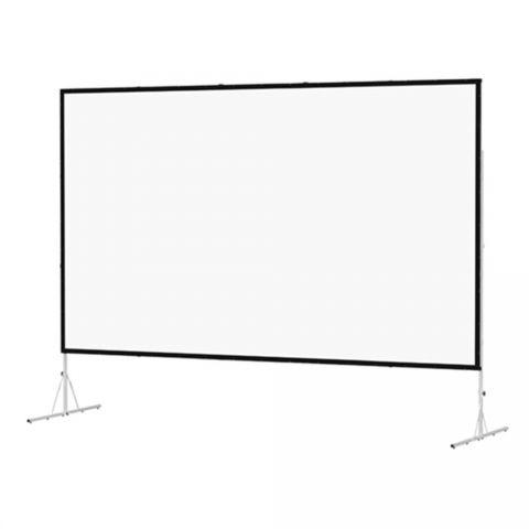 """Da-Lite 88623 Fast-Fold Deluxe Screen System (54 x 74"""") by Da-Lite"""
