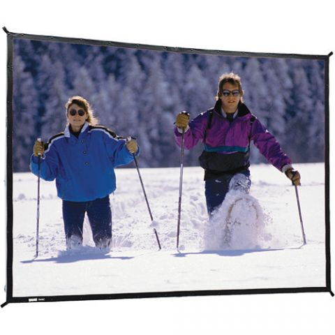 "Da-Lite 88609N Fast-Fold Deluxe Projection Screen (83 x 144"") by Da-Lite"