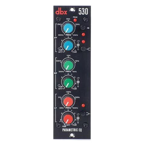 DBX  530 3-Band Parametric Equalizer by DBX