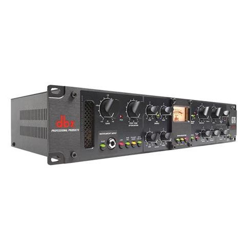 DBX  676 Tube Microphone Pre Channel Strip, 20Hz-50kHz Mic Frequency by DBX