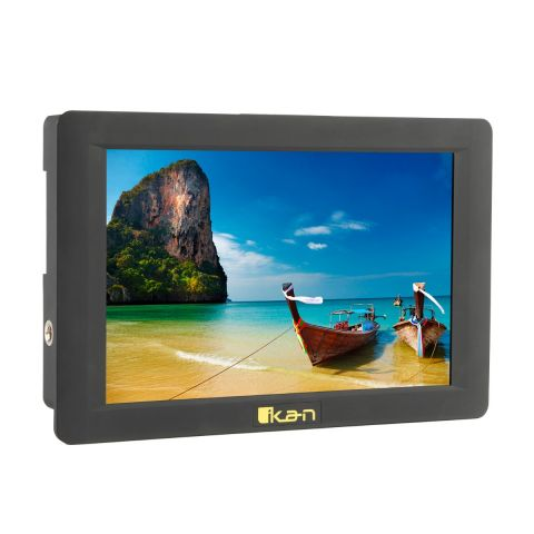 """Ikan DH7-V2 Delta 7"""" High Bright 4K Monitor with 3D-LUTs by Ikan"""
