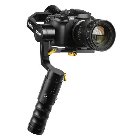 Ikan DS2 DS2 Beholder 3-Axis Gimbal Stabilizer with Encoders by Ikan