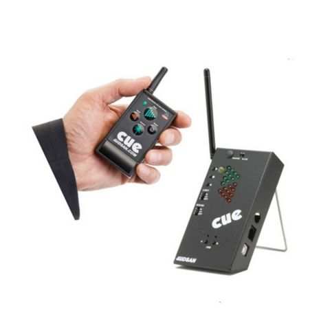 DSAN Corp. PerfectCue Signaling System - Mini with 4 button transmitter + Green Laser pointer by DSAN