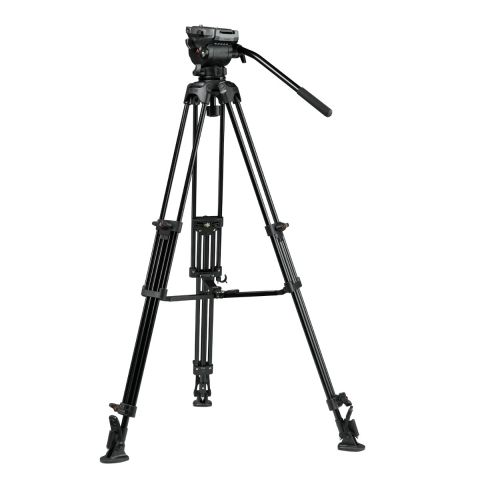 E-Image EG04AS Lightweight Tripod Kit with GH04 Head by E-Image