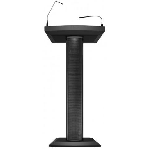 Denon  Lectern Active Powered Podium with Built-in Speakers, 100W RMS Power by Denon