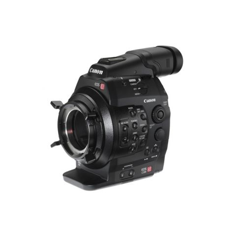 Canon EOS-C300-PL Cinema Camcorder Body - PL Lens Mount by Canon