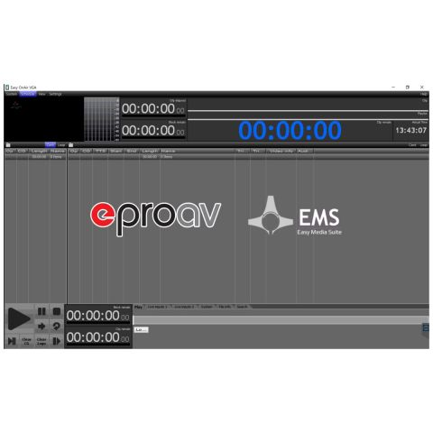 EproAV-EMS TV in a Box - Broadcast by EproAV-EMS
