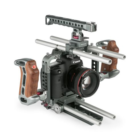 Tilta ES-T07-2 DSLR and Blackmagic Cinema Camera Rig by Tilta