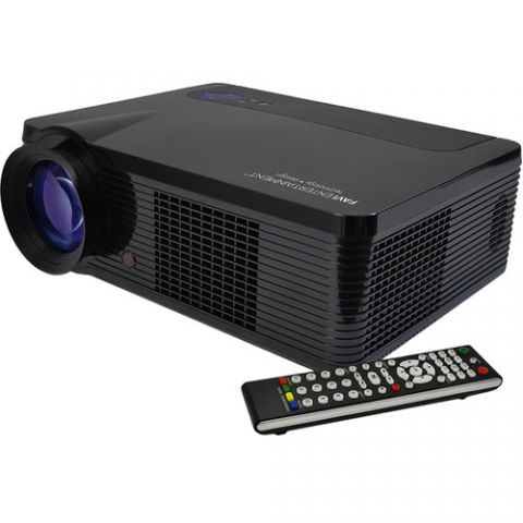 Favi Entertainment RIOHD-LED-3T LCD Home Theater Projector by Favi