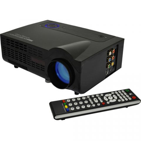 Favi Entertainment RIOHD-LED-G3 SVGA LCD Gaming Projector by Favi