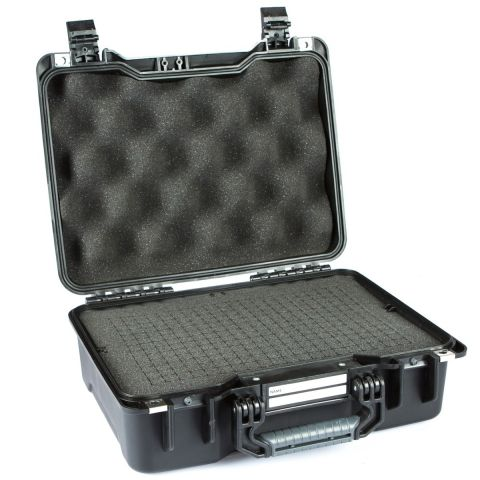 GoGORIL G20 Hard Case with Cubed Foam (Black) by GoGoril