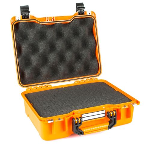 GoGORIL G20 Hard Case with Cubed Foam (Orange) by GoGoril