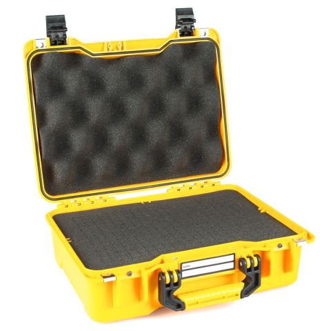 GoGORIL G20 Hard Case with Cubed Foam (Yellow) by GoGoril