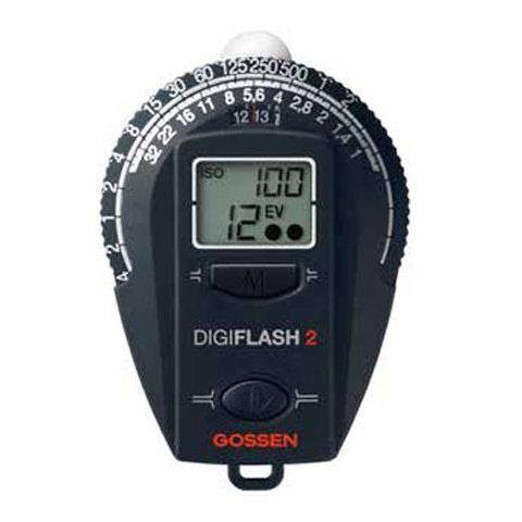 Gossen Digiflash 2 Light Meter by Gossen