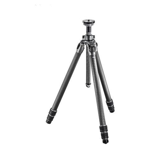 "Gitzo GT3532 Mountaineer Series 3 Carbon Fiber 3 Sections Tripod, 63.39"" Max Height, 46.3lbs Load Capacity by Gitzo"