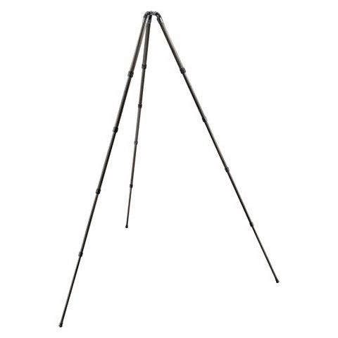 "Gitzo GT-4552GTS Series 4 6x Systematic 5-Section Giant Tripod, 94"" Max Height. by Gitzo"