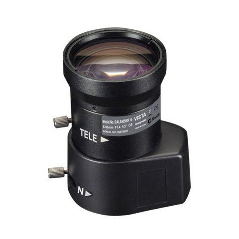 Honeywell CALA28120F14 Vari-Focal DC Drive Iris Lens by Honeywell