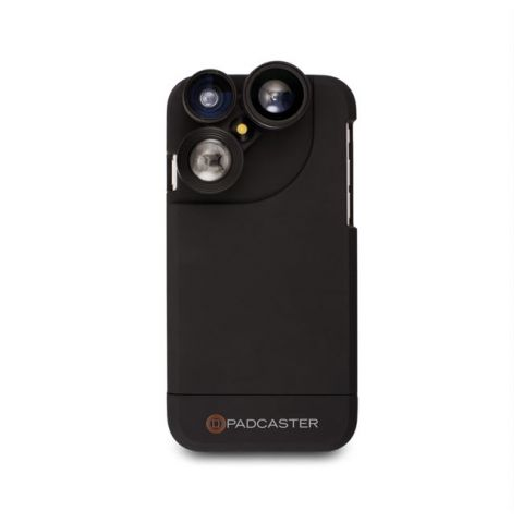 Padcaster PCVLC78S 4-in-1 Lens Case for iPhone 7/8 by Padcaster