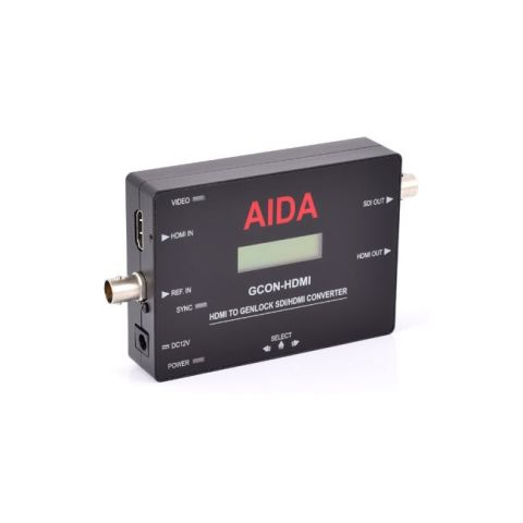 AIDA Imaging GCON-HDMI HDMI to Genlock SDI/HDMI Converter by AIDA Imaging