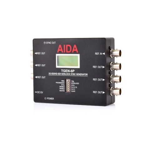 AIDA Imaging TGEN-6P GENLOCK Reference SYNC Generator by AIDA Imaging