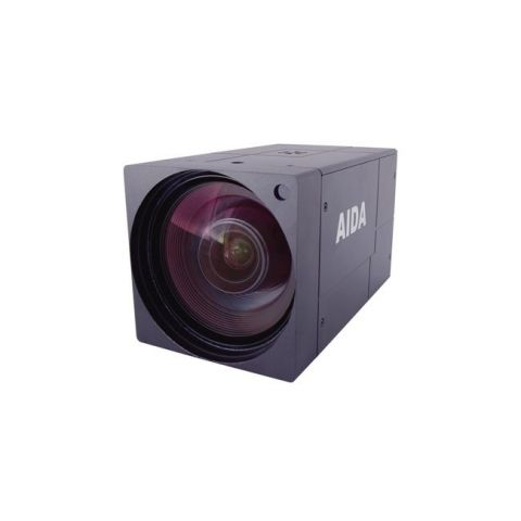 AIDA Imaging UHD6G-X12L 4K/UHD 6G-SDI EFP Camera by AIDA Imaging