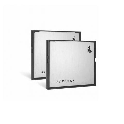 Angelbird AVP128CFX2 AVpro CF 128 GB | 2 PACK by Angelbird