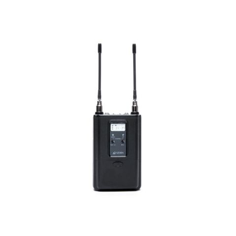 Azden 330UPR UHF Dual-Channel Receiver by Azden