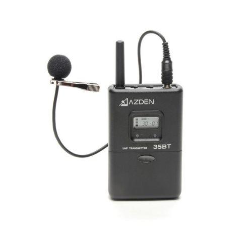 Azden 35BT UHF Beltpack Transmitter by Azden