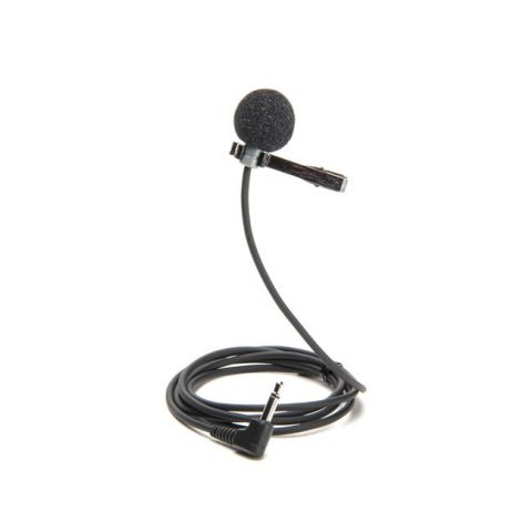 Azden EX-505U Uni-Directional Lapel Microphone by Azden