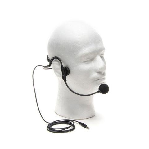 Azden HS-12 Uni-Directional Headset Microphone by Azden