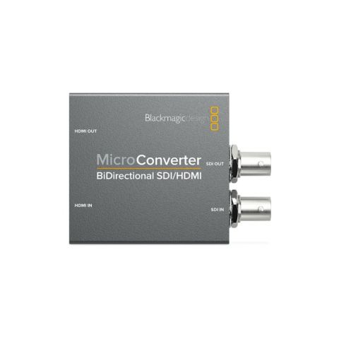 Blackmagic Design CONVBDC/SDI/HDMI Micro Converter - BiDirectional SDI/HDMI by Blackmagic Design