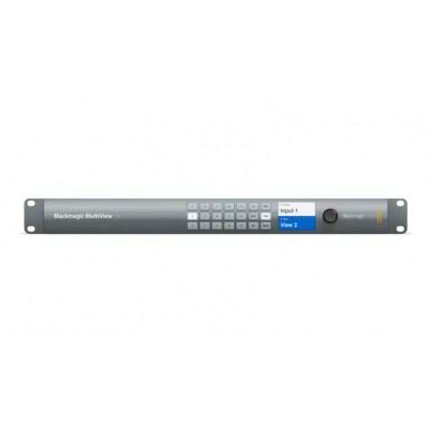 Blackmagic Design HDL-MULTIP6G/16 MultiView 16 by Blackmagic Design