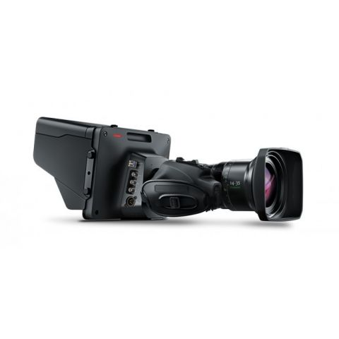Blackmagic Design CINSTUDMFT/HD/2 Studio Camera HD by Blackmagic Design