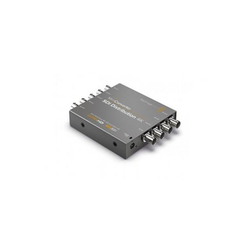 Blackmagic Design CONVMSDIDA4K Mini Converter - SDI Distribution 4K by Blackmagic Design