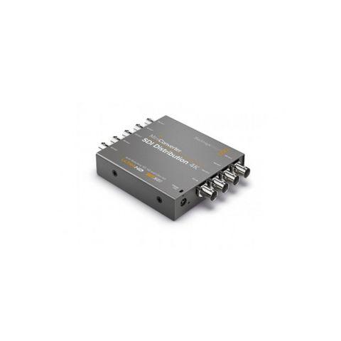 Blackmagic Design CONVMSDIDA4K Mini Converter - SDI Distribution 4K by Blackmagic Design