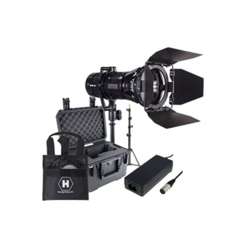 Hive Lighting WLS1C-1LKIT Wasp 100-C LED Spot 1 Light Kit with Case (Custom Foam) by Hive Lighting