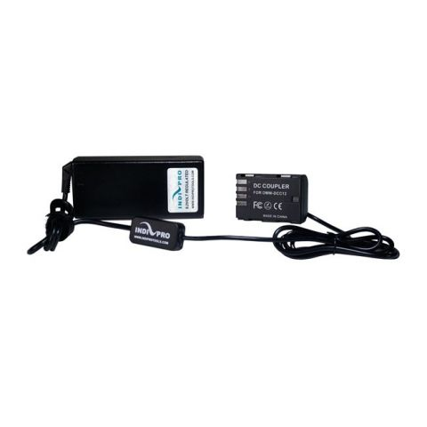 IndiPRO Tools ACGH7 AC Power Supply for Panasonic GH5 by IndiPRO Tools