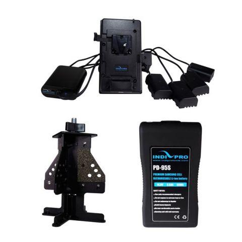 IndiPRO Tools BONKTGH Bonsai Excalibur Camera Rig Panasonic GH Series Kit by IndiPRO Tools