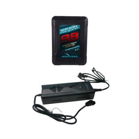 Blackmagic URSA Mini Pro V-Mount Bundle by Blackmagic Design