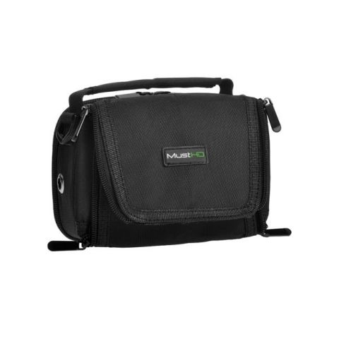 MustHD MF01 Multi-functional Bag for Must HD M501H Field Monitor with Sun Hood Feature by MustHD