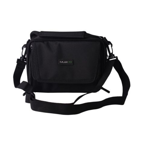 MustHD MF03 Multi-functional Bag for Must HD M702 Series Field Monitor with Sun Hood Feature by MustHD