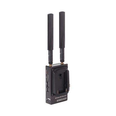 Nimbus WiMi5200R - Wireless HD/3G-SDI Receiver by Nimbus