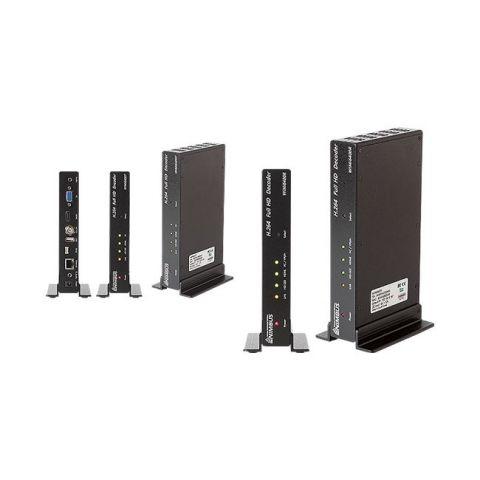 Nimbus WiMi6400 - H.264 Encoder and Decoder System by Nimbus