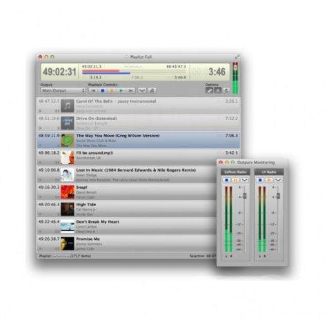 Softron 3.IB03 OnTheAir Studio by Softron