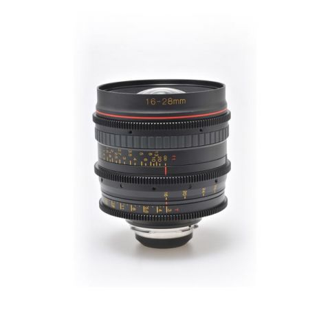 Tokina Cinema Vista 16-28mm II T3 Wide-Angle Zoom Lens (MFT Mount, Focus Scale in Feet) by Tokina