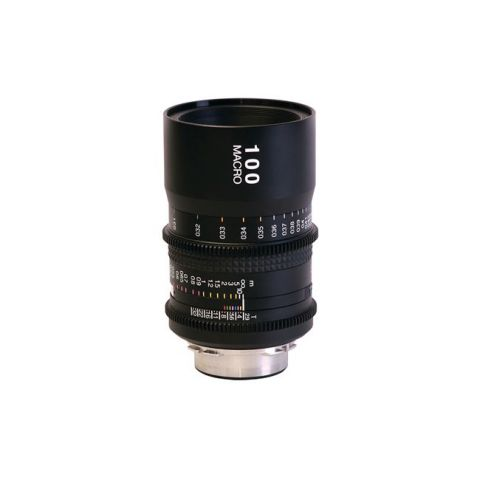 Tokina Cinema AT-X 100mm T2.9 Macro Lens (Micro Four Thirds Mount) by Tokina